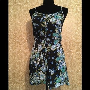Casual, floral, PacSun dress